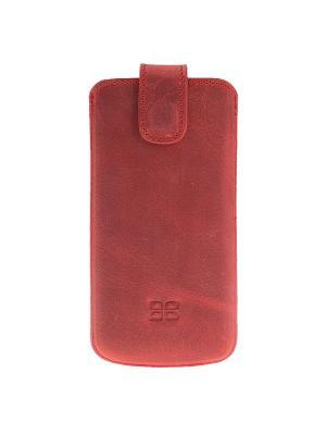 Чехол мешок iPhone 6 plus, 7 Plus Bouletta. Цвет: красный