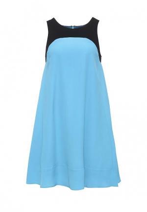 Платье Byblos. Цвет: голубой