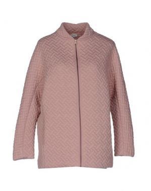 Куртка INTROPIA. Цвет: розовый