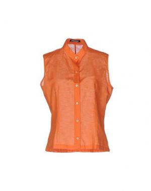Pубашка EMISPHERE. Цвет: оранжевый