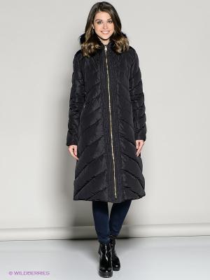 Пальто 18CRR81 CERRUTI. Цвет: черный