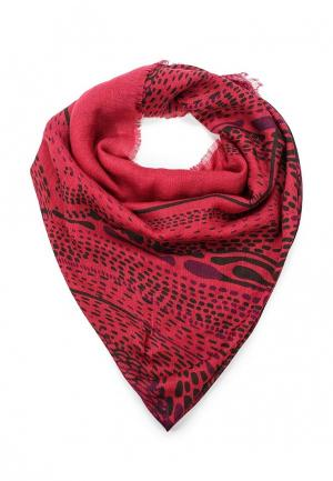 Платок Eleganzza. Цвет: бордовый