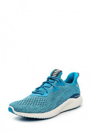 Кроссовки adidas Performance. Цвет: голубой