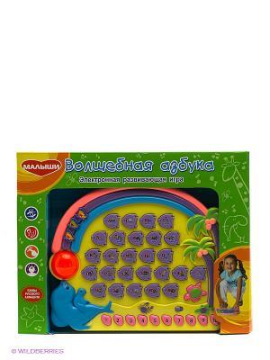 Волшебная азбука GENIO KIDS. Цвет: салатовый