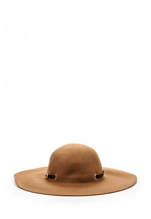 Шляпа River Island. Цвет: коричневый