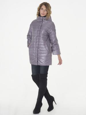 Куртка CATTAIL WILLOW. Цвет: лиловый