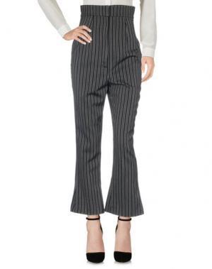 Повседневные брюки JACQUEMUS. Цвет: серый