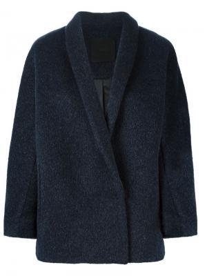 Пиджак Abby D.Efect. Цвет: синий