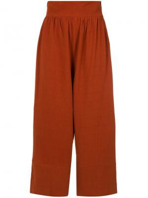 Inca culottes Olympiah. Цвет: коричневый