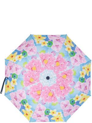 Зонт Labbra. Цвет: голубой, желтый, розовый