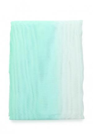 Тюль Sanpa. Цвет: бирюзовый