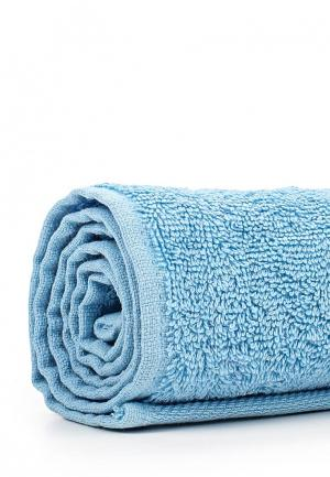 Полотенце Arloni. Цвет: голубой