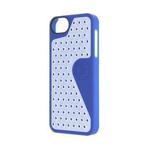 Чехол для iPhone  5 Case Blue Line Na Oakley. Цвет: синий,белый