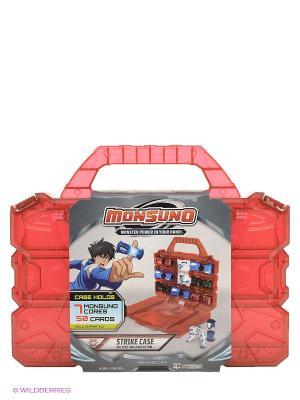 Игрушка Монсуно Чемоданчик Monsuno. Цвет: красный