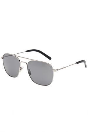 Солнцезащитные очки Saint Laurent Paris. Цвет: 004