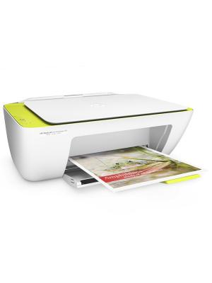 Струйный МФУ HP DeskJet Ink Advantage 2135 (F5S29C) A4 USB белый. Цвет: белый