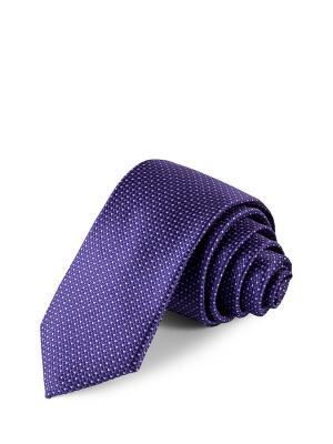 Галстук CARPENTER. Цвет: фиолетовый