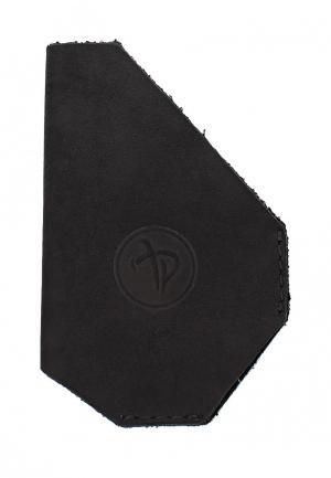 Визитница Pellecon. Цвет: черный