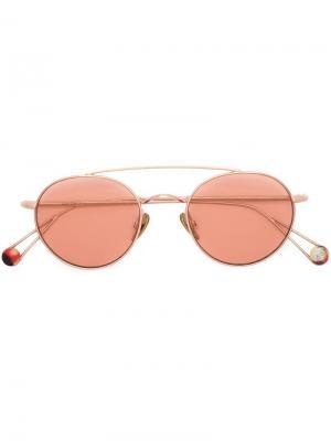 Солнцезащитные очки South Coast Plaza Exclusive Ahlem. Цвет: розовый и фиолетовый