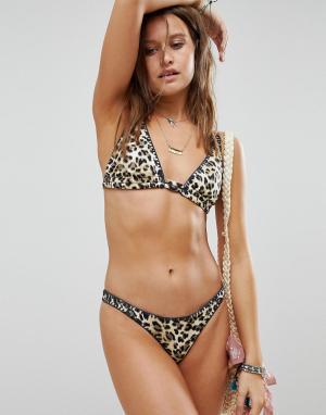 Tigerlily Трусы-бикини Paranga. Цвет: мульти