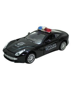 Машина Полиция 1:30 HOFFMANN. Цвет: черный