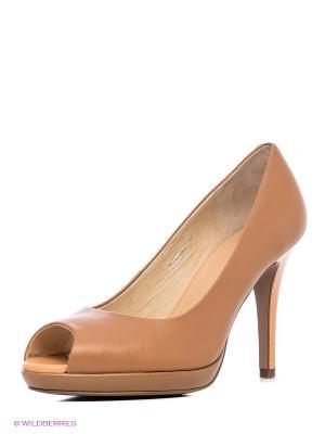 Туфли Covani. Цвет: светло-коричневый