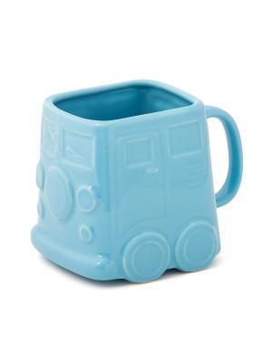 Кружка Van синяя Balvi. Цвет: синий