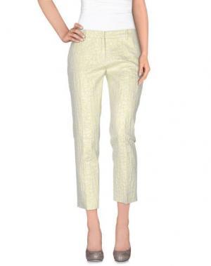 Повседневные брюки TRĒS CHIC S.A.R.T.O.R.I.A.L. Цвет: светло-зеленый