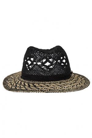Плетеная шляпа HOSS INTROPIA. Цвет: multicolor
