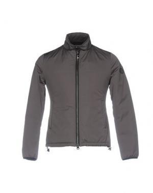 Куртка ADHOC. Цвет: свинцово-серый