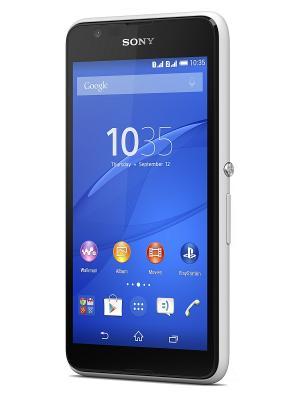 Смартфон Sony E2105 Xperia E4 3G. Цвет: черный