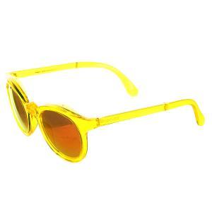 Очки  Samoa Crystal Yellow Sunpocket. Цвет: желтый