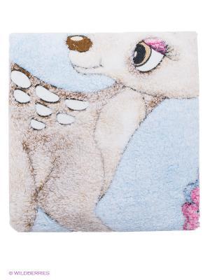 Плед Bebitof Baby. Цвет: светло-голубой, бежевый, фуксия, желтый