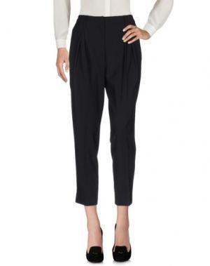 Повседневные брюки TRIXI SCHOBER. Цвет: черный