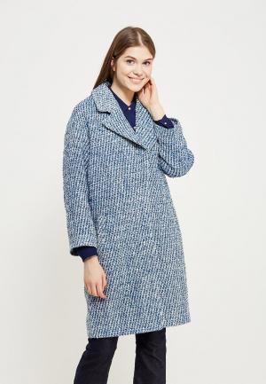 Пальто Season 4 Reason. Цвет: голубой