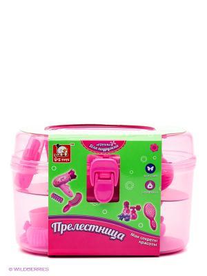 Набор Аксессуаров S-S. Цвет: розовый