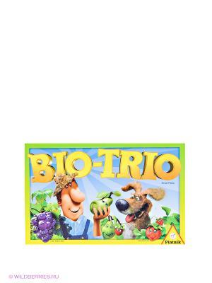 Настольная игра Био-Трио Piatnik. Цвет: зеленый