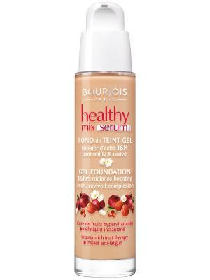 Тональный крем-сыворотка Healthy mix serum 56 тон (hale clair) Bourjois. Цвет: темно-бежевый
