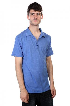 Поло  Crosby Polo Shirt Royal Osiris. Цвет: синий