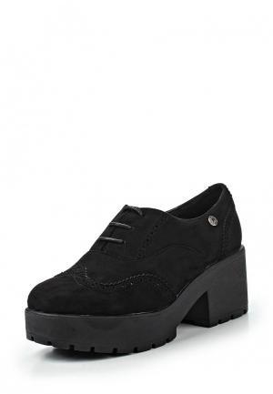 Ботинки Chika10. Цвет: черный