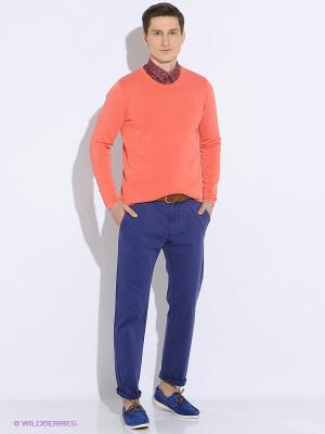 Джемпер Men of all nations. Цвет: оранжевый