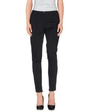 Повседневные брюки CONTE OF FLORENCE. Цвет: черный