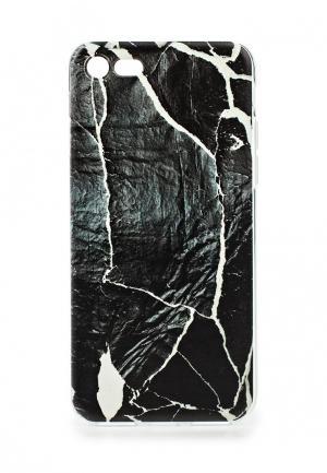 Чехол для iPhone Kawaii Factory. Цвет: черный
