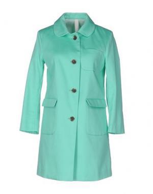 Легкое пальто AT.P.CO. Цвет: светло-зеленый