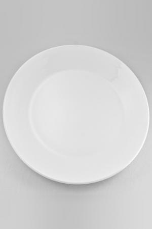 Тарелка 31 см Nikko. Цвет: белый