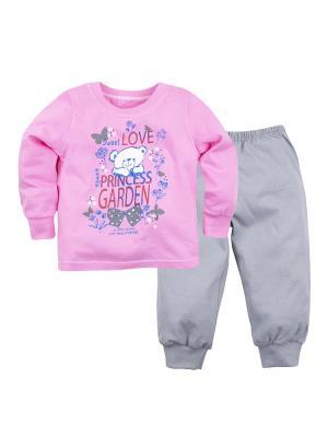 Пижама Машук. Цвет: розовый