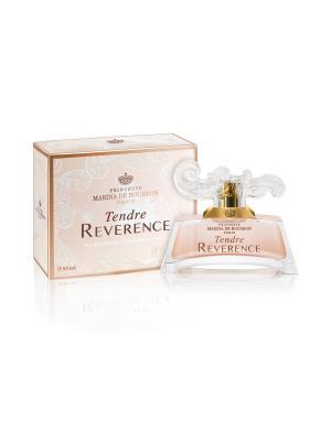 Парфюмерная вода Marina De Bourbon Tendre Reverence,  50 мл. Цвет: прозрачный