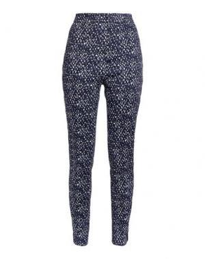 Повседневные брюки ISSA. Цвет: синий
