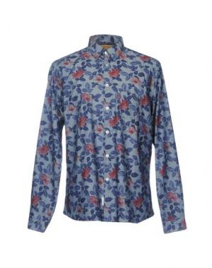 Pубашка BEAT GENERATION. Цвет: серый