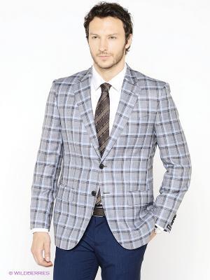 Пиджак VINCHI. Цвет: светло-серый